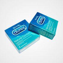 Durex - Preservativos Natural Comfort