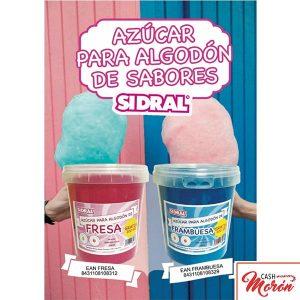 Sidral - Azúcar para algodón