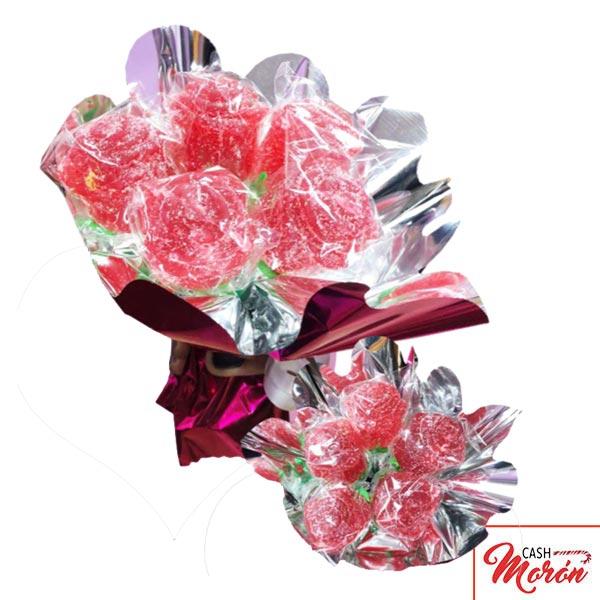 Sidral - Ramo de rosas de pectina