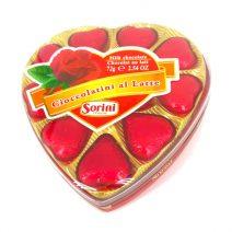 Sorini - Estuche de bombones corazón