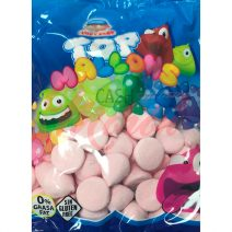 Top Mallows Rosa - Top Candy