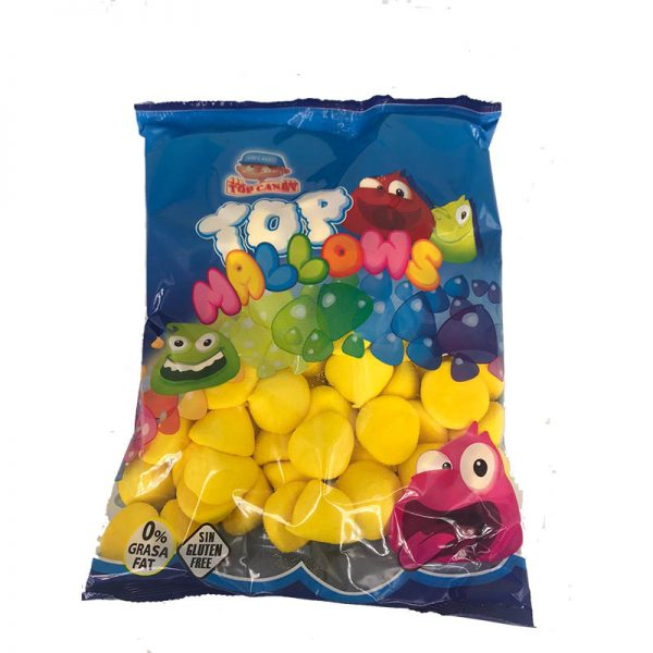 Top Candy - Top Mallow amarillo