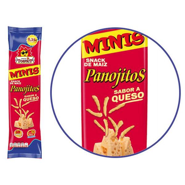 Tosfrit - Mini Panojitos