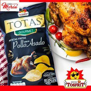 Tosfrit - Patatas sabor Pollo Asado