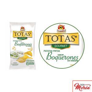 Tosfrit - Totas patatas fritas sabor a boquerones en vinagre