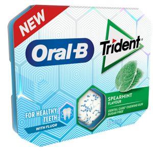 Trident Oral B hierbabuena
