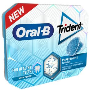 Trident Oral B menta