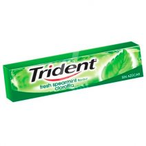 Chicles Trident Stick Clorofila