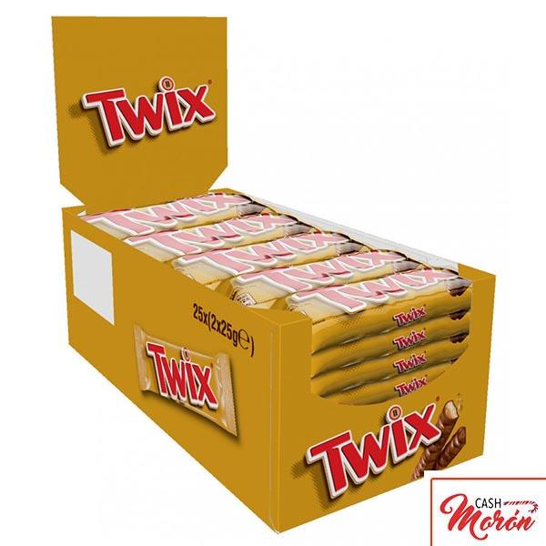 Twix - 25 unidades de 46gr