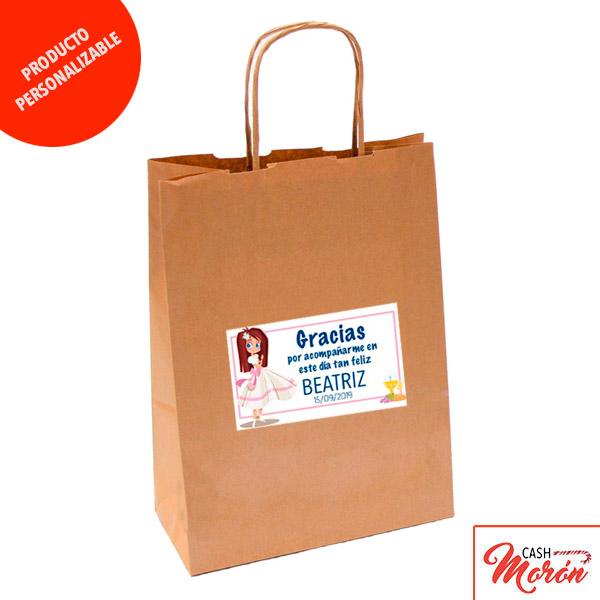 Verbetena - Bolsa Kraft con asas
