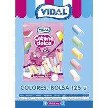 Vidal - Dulcinubes de colores