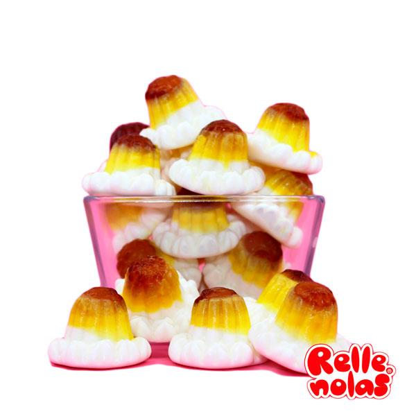 Vidal - Rellenolas Flan con Nata