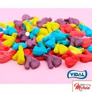 Vidal - Unicornios de colores